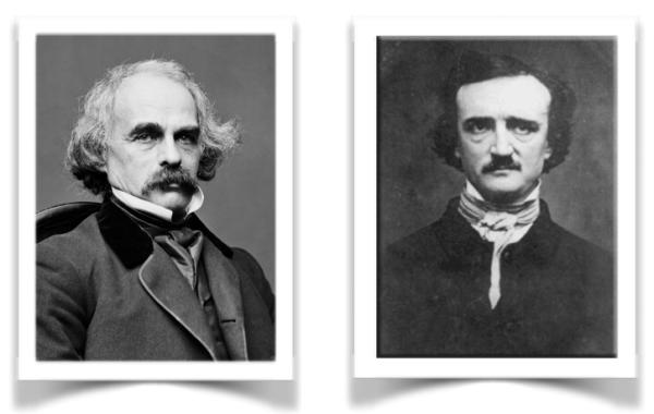 Hawthorne and Poe
